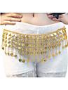 Dancewear Alloy Belly Dance Belt For Ladies(More Colors)