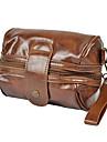 Bourse de sac à main de la caméra d'épaule de mode Rétro PU cuir femmes sac fourre-tout paquet de portefeuille