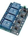 Module Relais Arduino 4 Canaux pour 5V pour PIC AVR DSP ARM