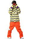 FELICE® skidkläder Byxa Dam / Herr / Unisex vinter~~POS=TRUNC Nylon / Polyester vinter~~POS=TRUNCVattentät / Andningsfunktion / Håller
