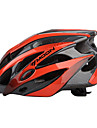 MOON® Dam Herr Unisex Cykel Hjälm 21 Ventiler Cykelsport Cykling Bergscykling Vägcykling Large: 59-63cm; Medium: 55-59cm; PC epsSvart