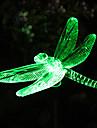 Solaire changeant de couleur de libellule pieu Jardin Lumiere (CSS-57273)