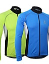 Arsuxeo Velo/Cyclisme Maillot / Hauts/Tops Homme Manches longuesRespirable / Sechage rapide / Zip frontal / Design Anatomique / Garder au