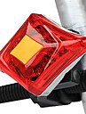 Bike Light , Rear Bike Light / Bike Lights - 4 or more Mode Lumens Waterproof Other USB Cycling/Bike Green Bike Others