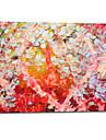 Hand geschilderd olieverfschilderij Abstract Thicked Geschilderd Mes op doek met gestrekte kader