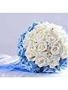 ronde vorm schuim bruiloft / speciale gelegenheid boeket