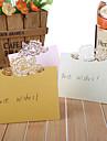 lugar tarjetas y titulares de rosas de corte laser de tarjeta del lugar - conjunto de 12 (mas colores)