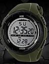 Men's Watch Sports LCD Digital Water Resistant Multifunction Cool Watch Unique Watch