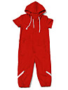 One Piece Episodio di Rufy Scimmia D.Luffy Red Onesies costume cosplay