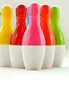 colore crayon en forme de boule de bowling (couleur aleatoire)