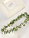 Women\'s / Flower Girl\'s Silk Headpiece-Wedding / Special Occasion Wreaths