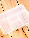 Sminkförvaring Makeup-låda / Sminkförvaring Enfärgat 14*9.5*3.3