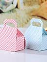 12 parte / insieme titolare favore - creativi scatole di carta scheda favore bella borsetta