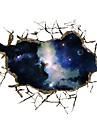 3D Den Starry Sky Wall Stickers Väggdekaler