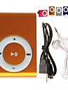 Mp3 Player Mini Clip, Micro SD, Cititor De Card TF (Culori Multiple)