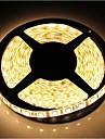 ZDM ™ vattentät 5m 72W 300 * 5050 SMD 4800lm varmvitt ljus ledde remsor lampa (12V)