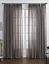 One Panel Curtain Country , Solid Bedroom Material Sheer Curtains Shades Home Decoration For Window