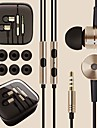 DSD® Top Quality Alloy Surround Sound 3.5mm In-ear Earphone Headset for Andriod Phones(Assorted Color)