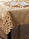 Melange Lin/Coton Carre Nappes de table