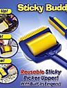 reutilisable lavable rouleau collant 20x11x5cm de nettoyage