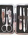 6st check förpackning rostfritt stål nagelsaxar sax manikyr pedikyr kit