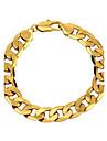 Brățări Brățări cu Lanț & Legături Auriu / Aliaj / Articole de ceramică / Placat Auriu Casual Bijuterii Cadou Auriu,1 buc
