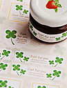 Green Clovers Pattern Favor with 3 Shapes-Set of 20