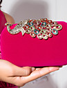 Velvet Wedding/Special Occasion Clutches/Evening Handbags(More Colors)