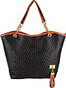 Women\'s Tote Shoulder Bag Handbag Tassel Chain Bag