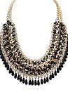 Pentru femei Coliere Coliere cu Pieptar Bijuterii Aliaj La modă European costum de bijuterii Bijuterii Pentru Petrecere Ocazie specială