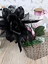 Women\'s Feather/Fabric Headpiece - Wedding/Special Occasion Headbands