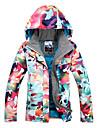 Femme Veste d\'Hiver Anorak pour Ski/snowboard Veste pour Femme Ski Patinage Sports de neige SnowboardEtanche Respirable Garder au chaud
