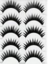 ögonfransar Ögonfrans Ögonfrans Tjock / Naturligt långa Volumized / Tjock Fiber
