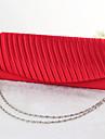 Women Formal/Event/Party/Wedding/Office & Career Silk Magnetic Shoulder Bag/Clutch/Evening Bag
