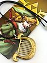 Smycken Inspirerad av The Legend of Zelda Cosplay Animé/ Videospel Cosplay Accessoarer Halsband Guld Legering Man