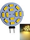 LED Spot Lampen G4 3W 250-270LM LM 3000-3200K K 12 SMD 5630 Warmes Weiss DC 12 V