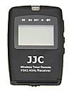 JJC poids-868 minuterie sans fil declencheur cordon a distance pour Nikon D7100 / D7000 / d5300d / d610