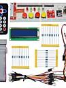 Keyes elektroniska delar pack för hallon pi (fjärrkontroll svart)