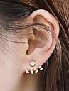 manquer tous millesime correspondant baiser lettre boucles d\'oreilles de femmes u