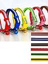 Chat / Chien Colliers Reflechissant / Ajustable/Reglable / Securite Rouge / Vert / Bleu / Marron / Incanardin / Jaune Nylon