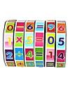 rotation educatif des jouets de comptage des enfants