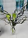 """art vert bleu branche d\'arbre artificiel 3 pieces / lot souches 12,98 """"pour la decoration"""