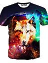 T-Shirts (Coton) Informel Manches courtes