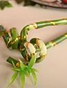 """29.9 """"l conjunto de uma sorte plantas de bambu de plastico"""