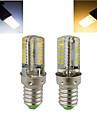 7W E14 Ampoules Mais LED T 64 SMD 3014 1536 lm Blanc Chaud / Blanc Froid AC 100-240 V 1 piece