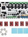 geeetech 3d imprimante 1 x kit rumba + 6 x pilote pas a pas a4988 + 6 x radiateur + 3 x autocollant