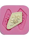 cameo silikon blomma mögel silikon mögel cupcake dekorera silikonform för fondant Fimo tuggummi klistra&tvål choklad