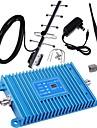 intelligens cdma990 850MHz mobil mobiltelefon signal booster förstärkare + Yagi antenn kit