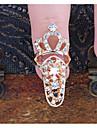 Bröllop - Finger - Nagelsmycken/Glitter - av Metall - 1PCS - styck 1*0.8*0.6 - cm