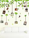 memoire de bande dessinee sticker mural arbre PVC amovible environnement